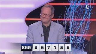 Jean-Marc Durand: l'ordinateur humain - des chiffres et des lettres