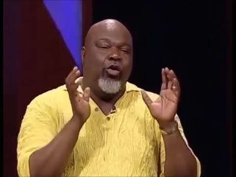 Marrying A Person From A Different Ethnicity ❃Bishop T D Jakes❃
