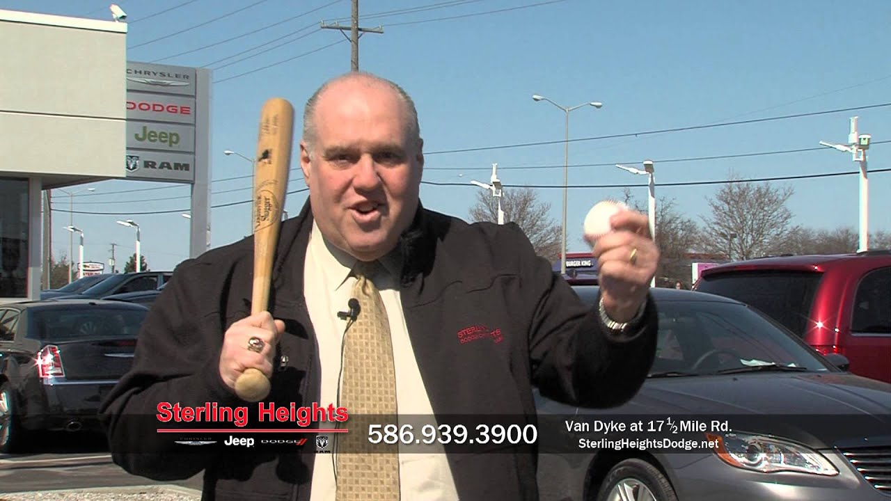 Sterling Heights Dodge   Chrysler Event