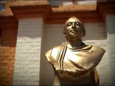 Ven Anagarika Dharmapala Maha Thero Statue