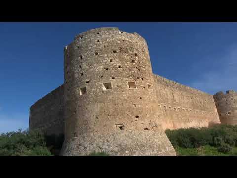 eupribeag.com (GR) Crete Island - Aptera & Izzedin Fortresses near Souda Bay