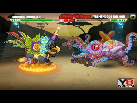choi game mutant fighting cup 2 hacked