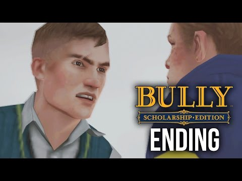 Bully ENDING PS4 Gameplay Walkthrough Part 25