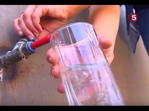 Минеральная вода: Сделано в России. Утро на 5