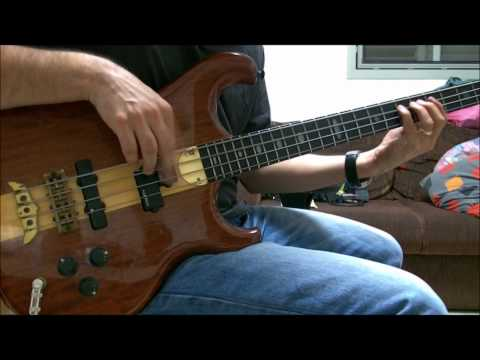 Alembic Persuader Bass  Demo
