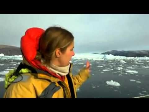 The Scientists Monitoring Climate Change in Greenland James Killingbeck Channel 4 News