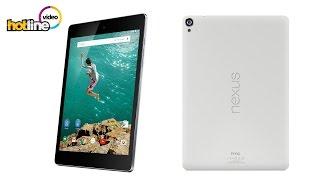 Обзор планшета HTC Google Nexus 9