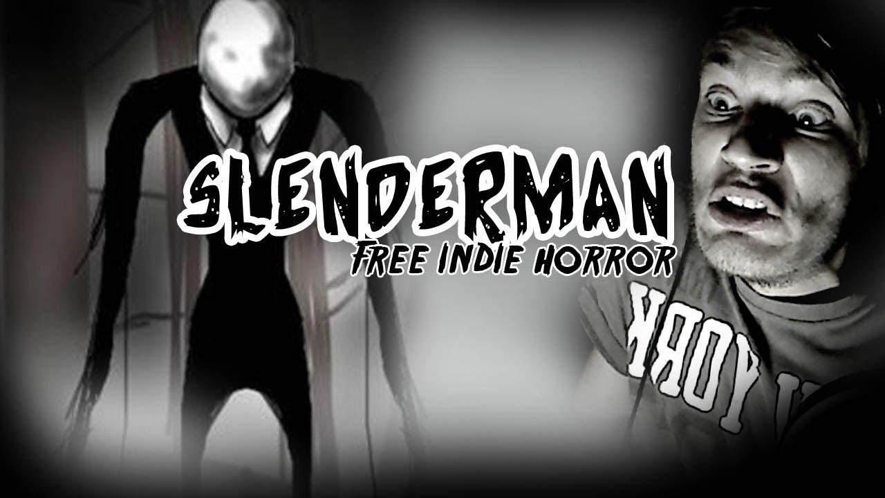 slender man horror game them graphics playthrough walkthrough youtube