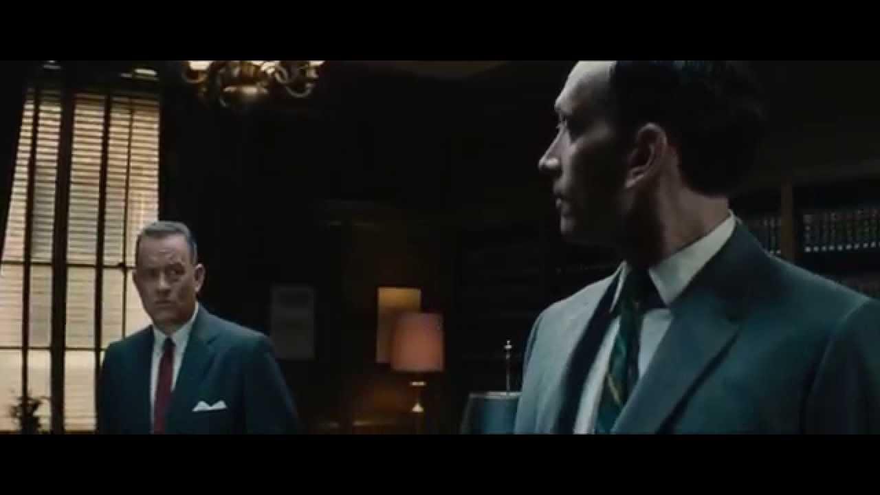 Bridge Of Spies - Official® Trailer 1 [HD]
