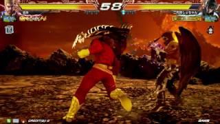 古水/furumizu(paul) vs やんぱん/yanpan(devil jin)