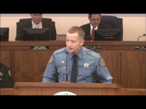 8/17/2017 Sheriff's Graduation Ceremony