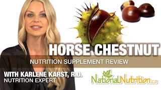Professional Supplement Review - Horse Chestnut
