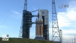 Watch Live: The Launch of Orion
