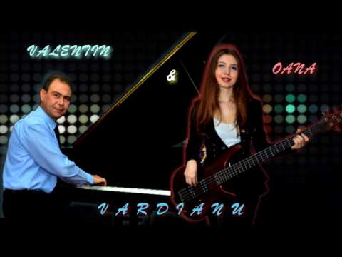 The Girl From Ipanema (piano and bass cover by Valentin & Oana Vardianu)