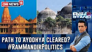 Ayodhya Debate: Sunni Board Ready To Give Up Title Claim? | The Right Stand