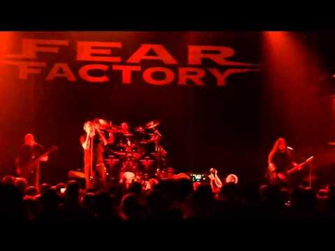 Fear Factory - Linchpin Live @ Le Splendid, Lille 5/15