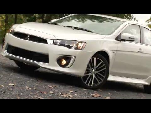 Mitsubishi Lancer 2017 Review | TestDriveNow