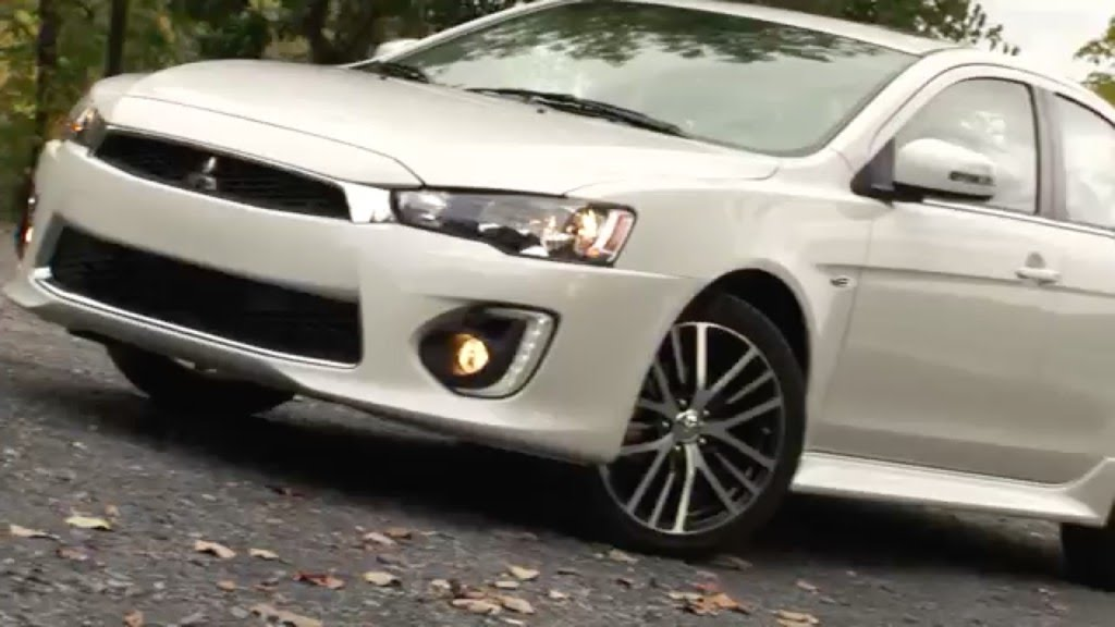 Mitsubishi Lancer 2017 Review - YouTube