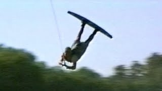 Wakeboarding Lessons: AIR RALEY with Chet RALEY, Darin SHAPIRO, and Team Hyperlite. Tips Tricks thumbnail