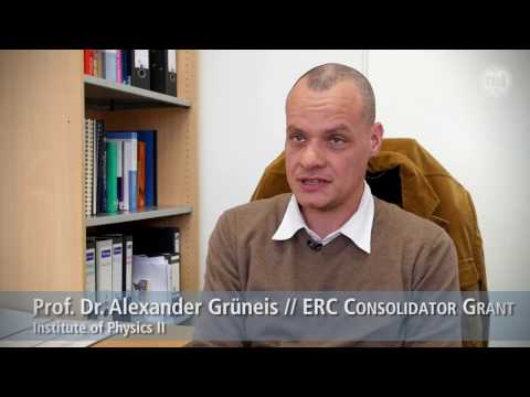 ERC week and Beyond // What does European  research mean for you?