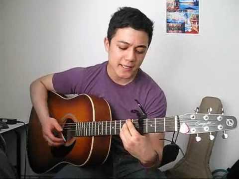 Gio Escueta - Brown Eyed Blues (Adrian Hood Cover)