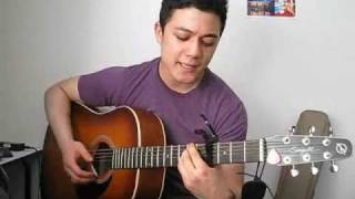 Gio Escueta - Brown Eyed Blues (Adrian Hood Cover)