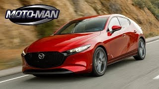 2019 Mazda 3 AWD FIRST DRIVE REVIEW with Dave Coleman