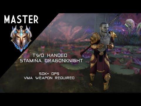 Master Guide – Stamina Dragonknight [Executioner]   Fearturbo