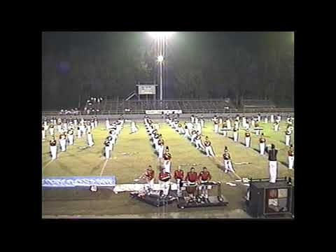 """Middleburg High School Band from Middleburg, Florida 1997  """"New World Symphony"""" Opener"""