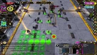 SPEED BOWL MATCH 6: Dodger vs. Crendor