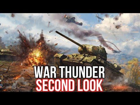 War Thunder (Free MMO Shooter): Watcha Playin'? Gameplay Second Look 2015