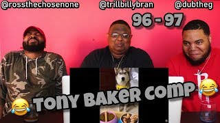 (TRY NOT TO LAUGH) TONY BAKER COMPILATION 96 - 97 😂
