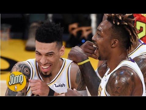 'Catch One Dunk And Get Drug-tested' - Danny Green On Twitter After His Ridiculous Slam | The Jump