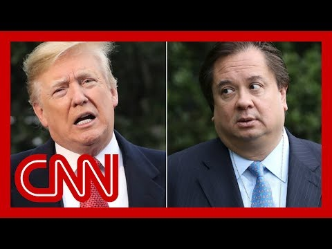 George Conway: President Trump is 'mentally unwell'