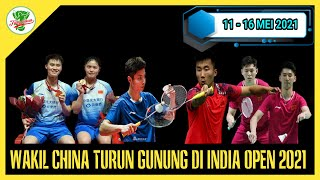Wakil China Turun Gunung Di India Open 2021