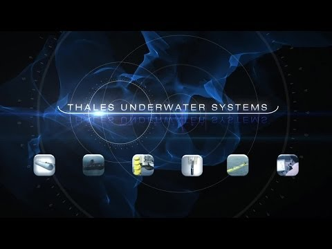 Thales underwater warfare systems