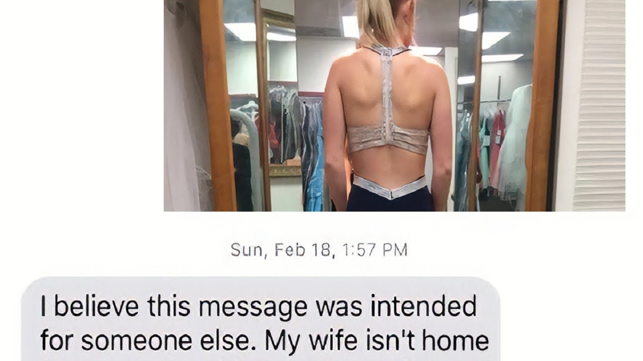 Girl Texted Photo Of Her Dress To A Wrong Number And Unexpectedly Changed A Familys Life