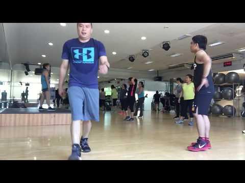 Bodyjam 80: Mash It! Fitness First Alabang