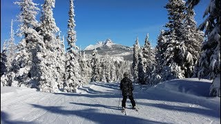 SUMMIT TO BASE  Hoodoo Ski Area, Oregon Cascades Family Skiing