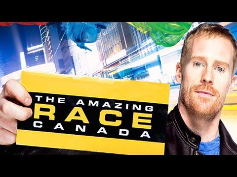 The Amazing Race Canada S03E06 Who is Alex Trebek