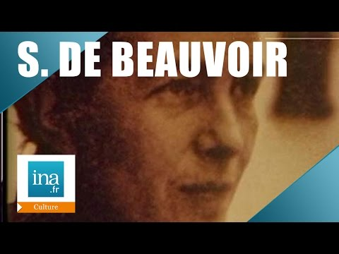 Qui était Simone De Beauvoir ? - Archive INA