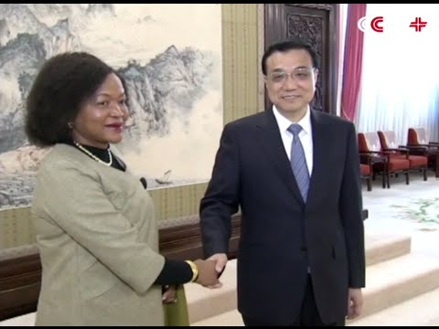 China to Participate in South Africa's Economic Construction
