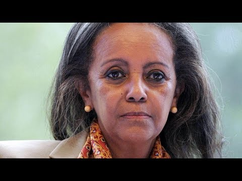 Ethiopian parliament elects first female president