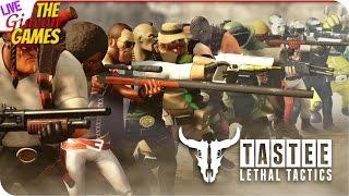 Прохождение TASTEE: Lethal Tactics — Отличный План!