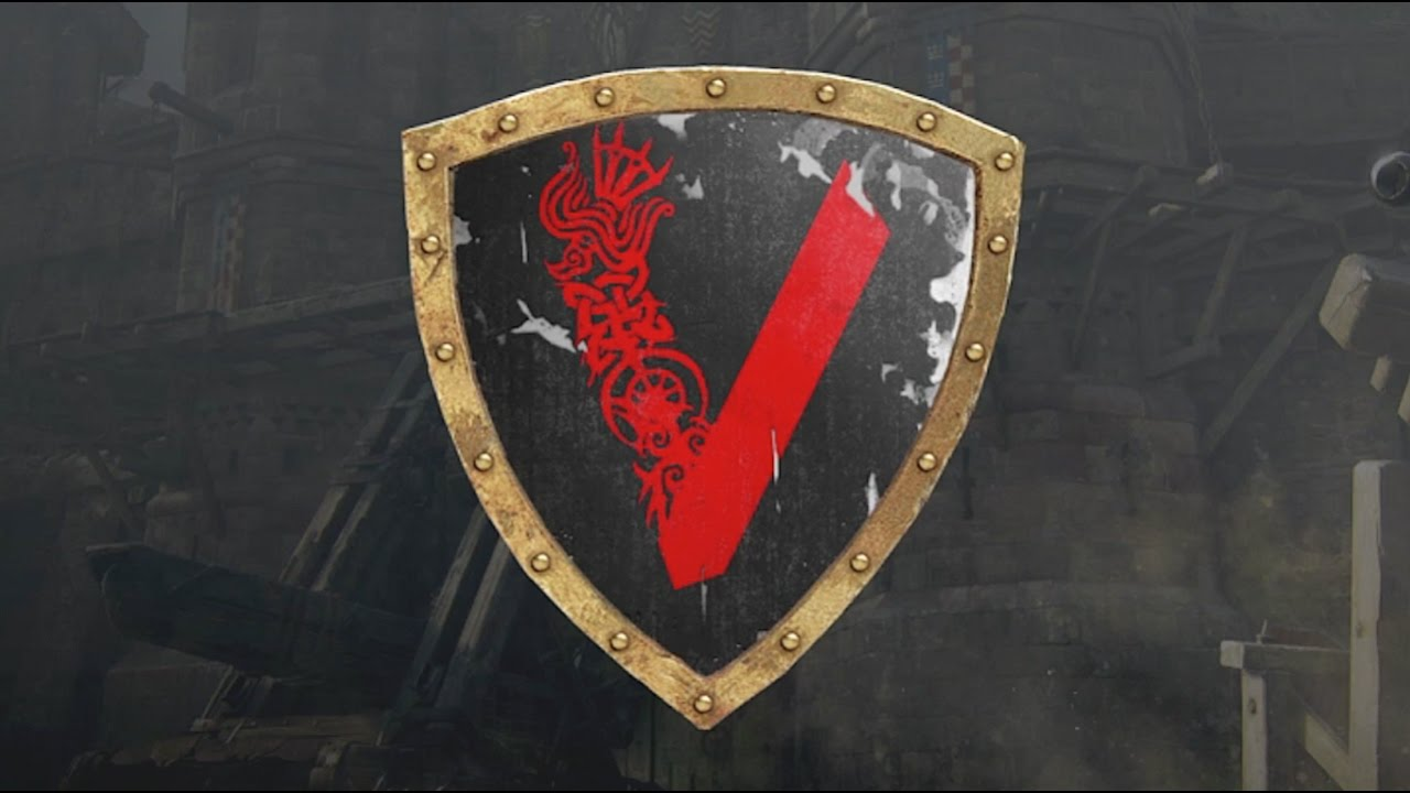 For Honor Vikings Tv Series Emblem Tutorial Youtube