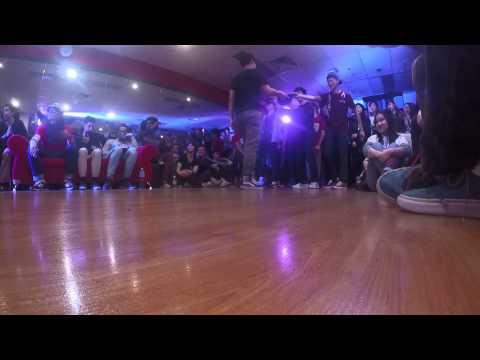 Unificationday Battle Semester 2 - Newcastle Hip-Hop Society vs UTS Hip-Hop Society