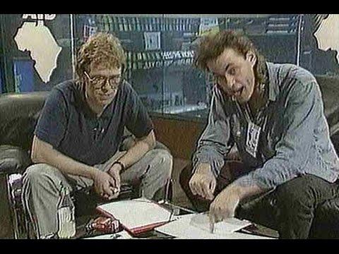 80's Scandals - Bob Geldof swears at Live aid.