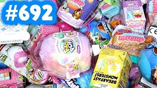 Random Blind Bag Box #692 - Trolls, Zuru Smashers, Itty Bitty Lost Kitties, Disney Doorables