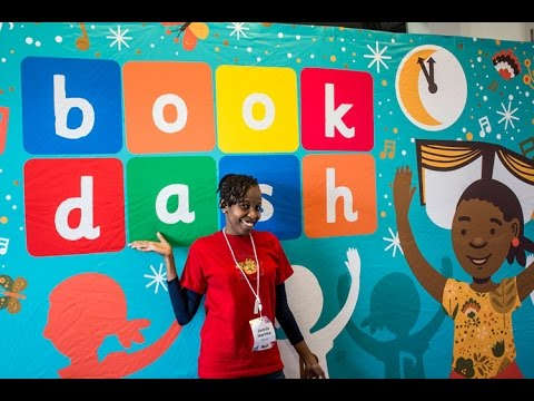 Creating 12 African Children's Books in 12 hours with Book Dash