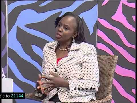 "MONICA MZUNGU ON WOMEN'S VIEW"" WOMEN AND ENTREPRENEUR""SHIP"
